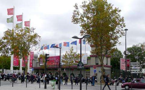Trade shows in Paris this September; appointments not to be missed