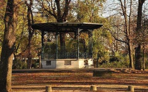 Kiosquorama, les plus beaux parcs parisiens à l'honneur