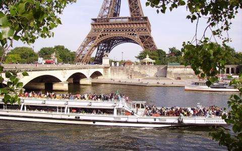 Cruises on the Seine; see Paris from her legendary waterway
