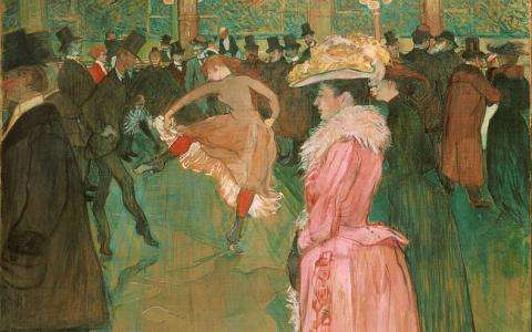 Discover Henri de Toulouse-Lautrec at the Grand Palais de Paris