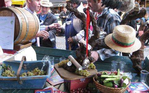 Long live Montmartre and the Grape Harvest Festival
