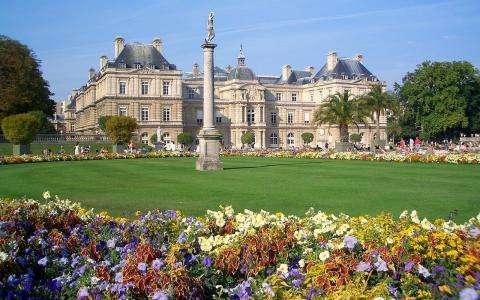 Mettez-vous au vert au Jardin du Luxembourg