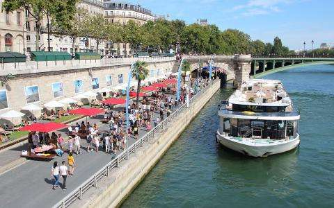 The Paris Summer Festival and Paris Plages; your summer itinerary in Paris