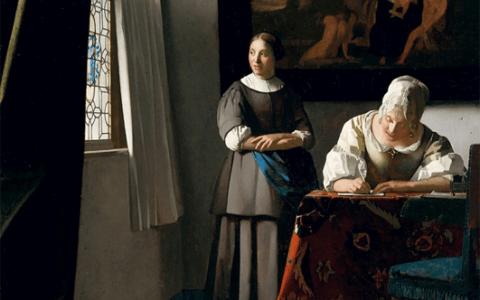 La peinture du genre à l'honneur au Musée du Louvre