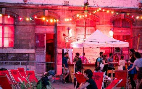 Paris Summer Festival, open-air cinema and Paris Plages; long live the Parisian summer!
