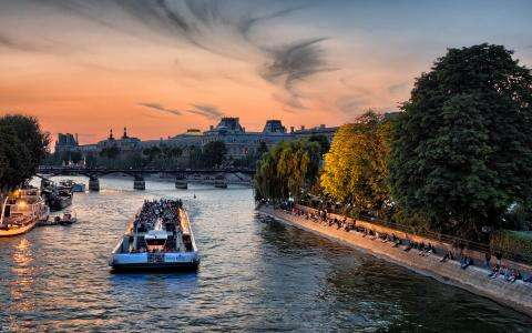 Valentine's Day; the most romantic places in Paris