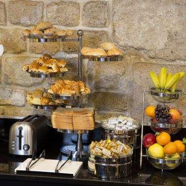 Grand Hôtel Saint Michel -breakfast