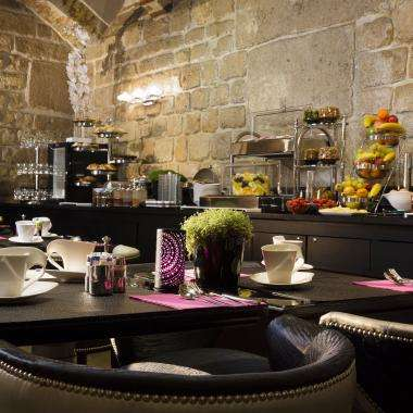 Grand Hôtel Saint Michel - desayuno