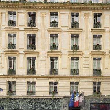 Grand Hôtel Saint Michel - hotel