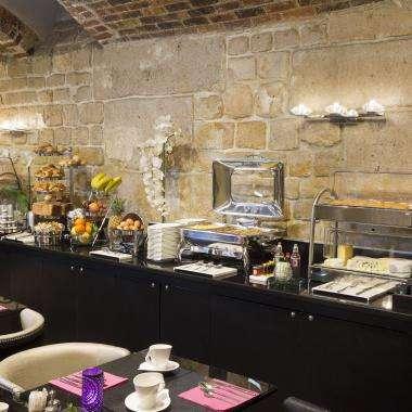 Grand Hôtel Saint Michel - Petit déjeuner