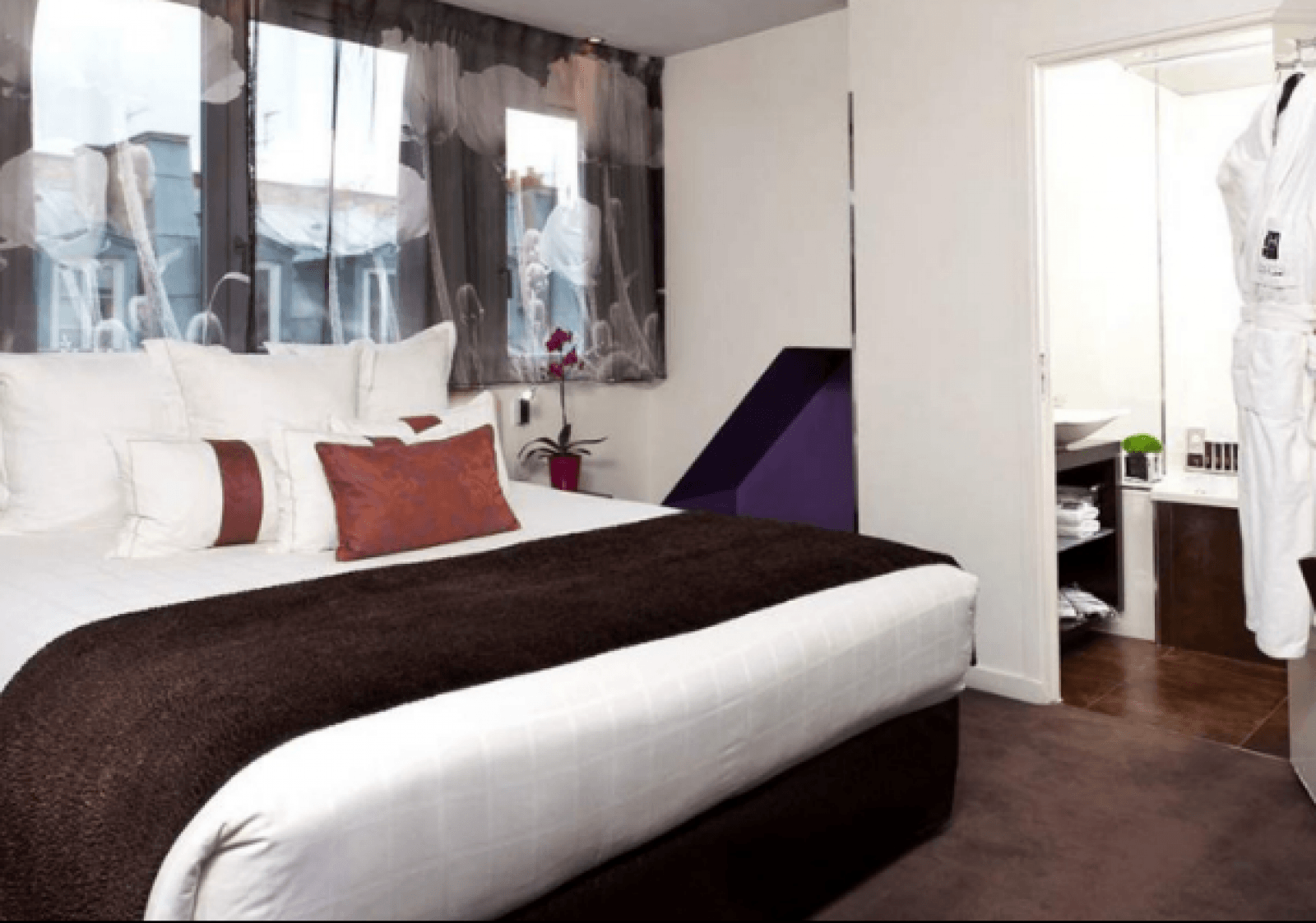 Grand Hotel Saint Michel Rooms