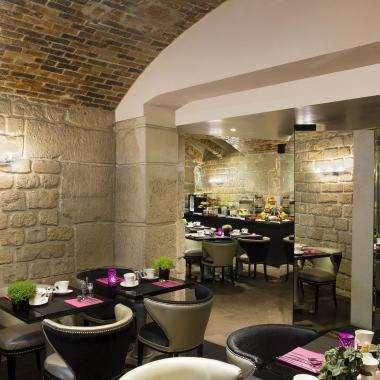 Grand Hôtel Saint Michel - salle petit déjeuner