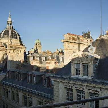 Grand Hôtel Saint Michel - view